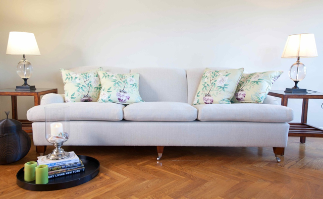 The Adelaide 3 Seater Sofa