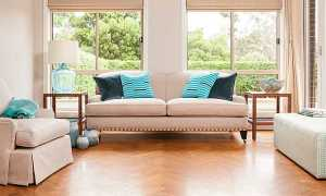 Bradford Sofa and St. Pierre armchair