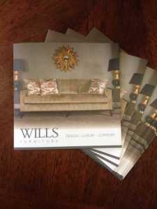 Wills Furniture Brochures