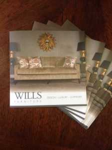 Wills Furniture Brochures