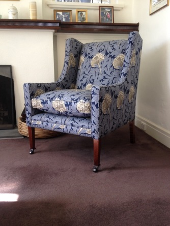 Custom Upholstered Furniture by Wills Furniture