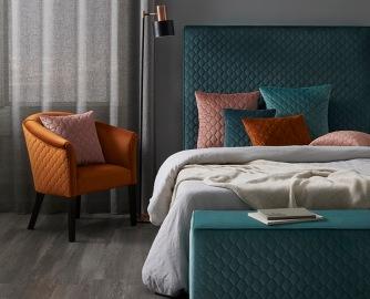 Byron Tub Chair. Image courtesy of Warwick Fabrics